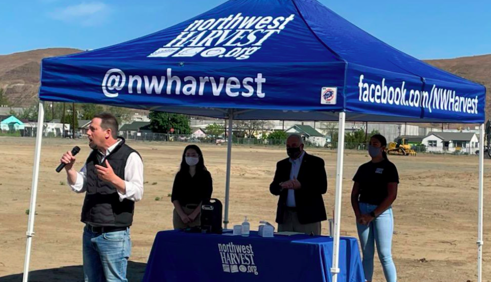 Food distribution center coming to Yakima from Northwest Harvest