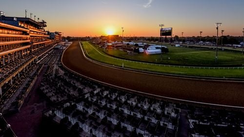The Kentucky Derby Returns To Its Regular Race Day, But Fewer Fans Will Attend Because Of Covid 19
