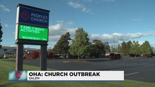 Church Has No Plans To Change Services After Covid 19 Outbreak In Congregation