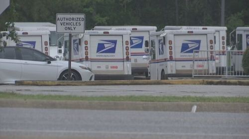 Post Office Halts Delivery To Neighborhood, Blaming Dogs Chasing After Mail Truck