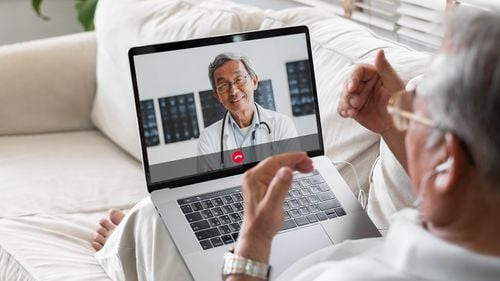 Talking On Zoom Could Help Older People Stave Off Dementia