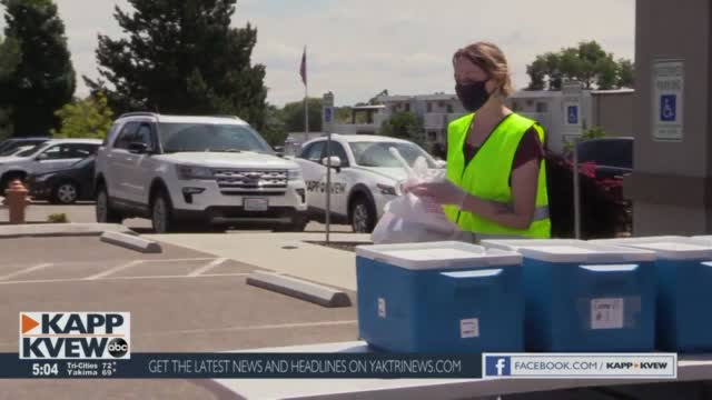 Local Meals On Wheels Rolls Through The Pandemic To Serve Seniors