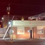 Kennewick fire crews put out smokey fire in local carniceria