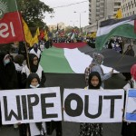 The Latest: Palestinian Official Alleges Israeli War Crimes