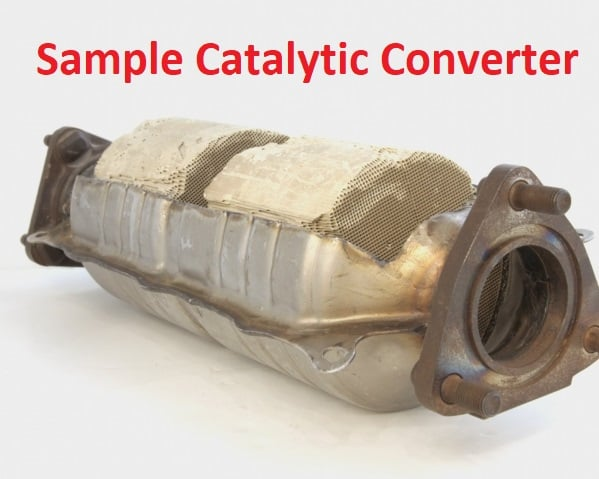 Kennewick police see a rise in catalytic converter thefts