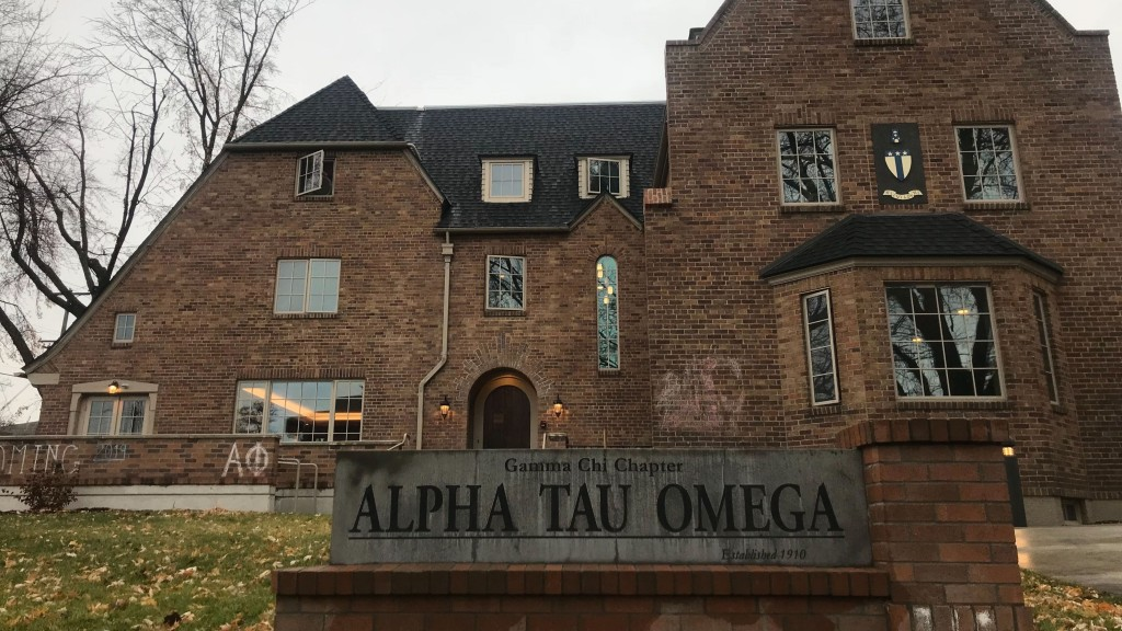 Broken Washer Hose Causes Water Damage On Every Floor Of Unoccupied Wsu Fraternity House
