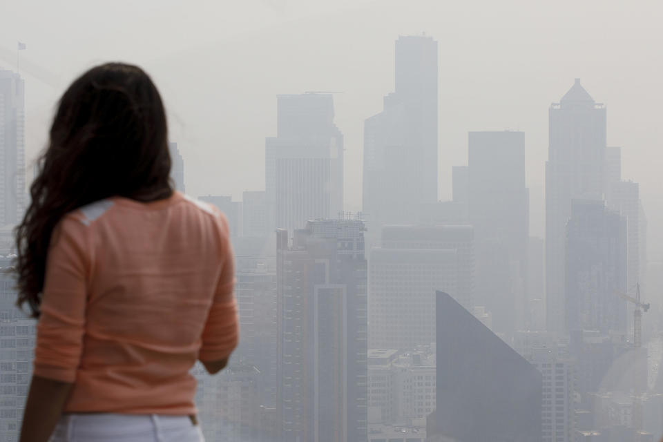 Looking To Escape Wildfire Smoke In Wa This Year? A New Tool Could Help