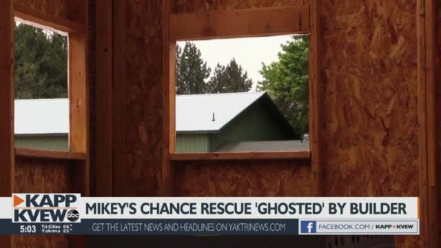 Tri Cities Dog Rescue Ghosted By Shelter Builder