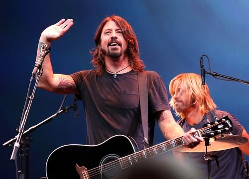 Nyc's Madison Square Garden To Reopen With Mega Foo Fighters Concert