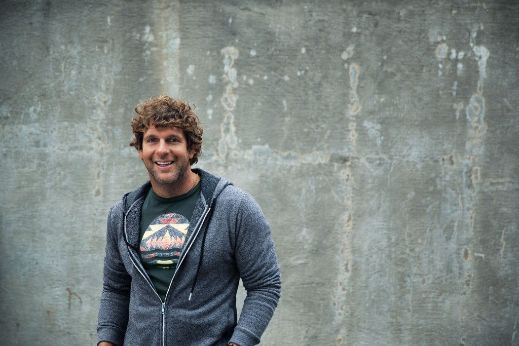 Billy Currington Press Release Picture