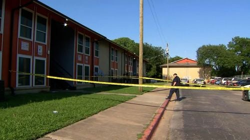 Five Shot In Dallas, Including 4 Year Old Girl