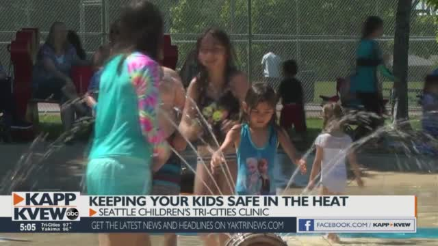 Heat Dangers: How To Keep Your Kids Safe