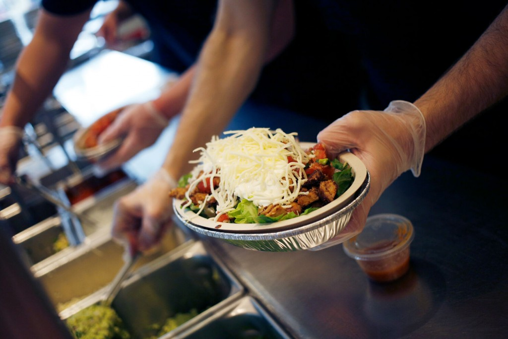 Chipotle Raises Menu Prices To Offset Employee Wages