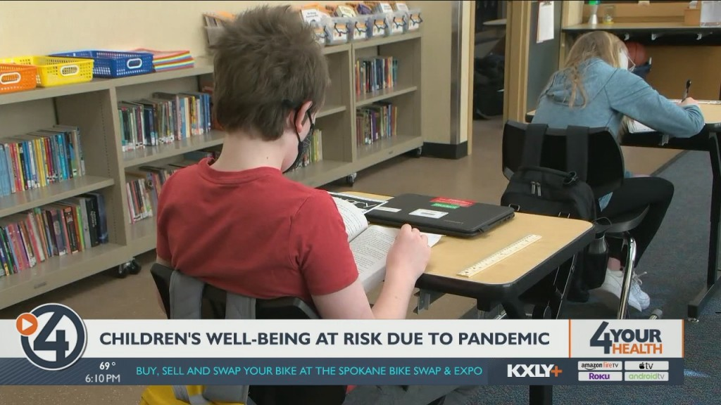 More Kids Experiencing Mental Health Problems, Weight Gain Due To Pandemic; How You Can Help Them