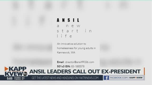 A Tale Of Two ANSIL; Legitimate Board Calls Out Ex President