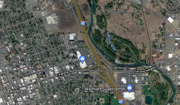 Injury collision on I-182 in Yakima sends 20-year-old to hospital