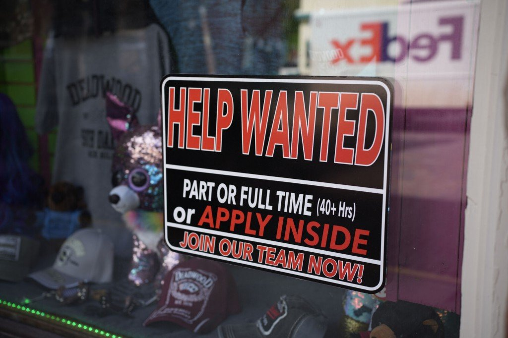 Us Adds 559k Jobs As Firms Still Struggle To Fill Positions