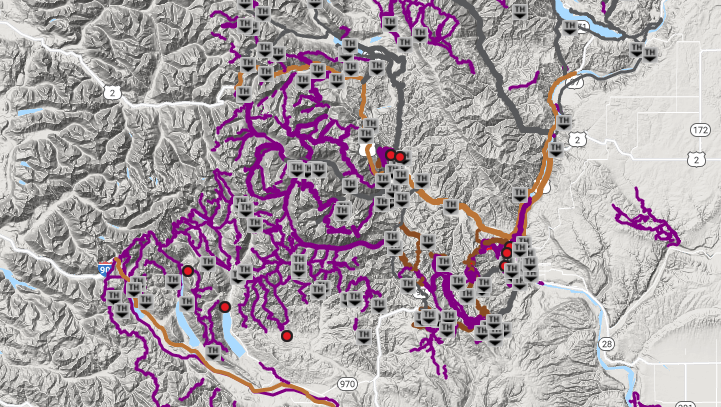 New hiking trail app designed to help avoid crowded trails