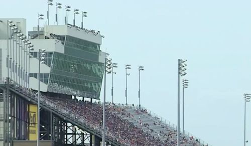 First Timers, Die Hards Take In Nascar Together As Racing Returns To Nashville