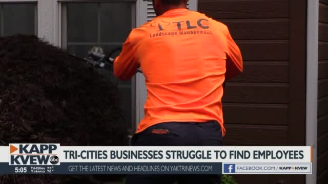 Tri-Cities Businesses Struggle To Find New Employees