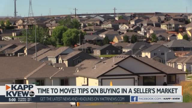 Tri-Cities Real Estate Experts Offer Tips For Buyers In A Seller's Market