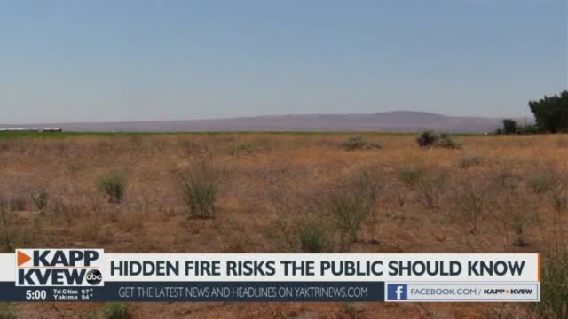 Fire Chief Shares Lesser Known Wildfire Risks Public Can Prevent