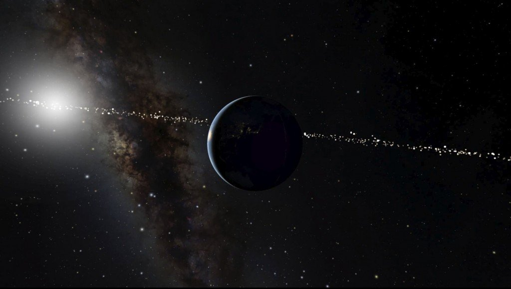 Can Et See Us? Study Finds Many Stars With Prime Earth View