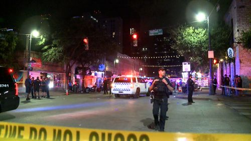 At Least 13 People Were Injured In A Shooting In Downtown Austin, Authorities Say