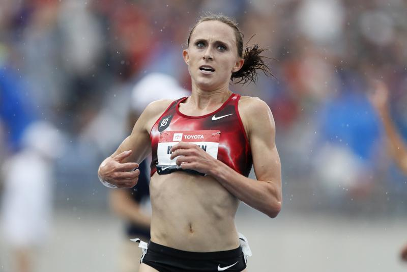 Runner says tainted burrito led to test for banned substance