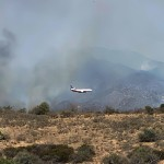 Rural Arizona Residents Wait As Wildfire Spreads Uncontained