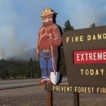 Western Wildfires Grow, But Better Weather Helps Crews