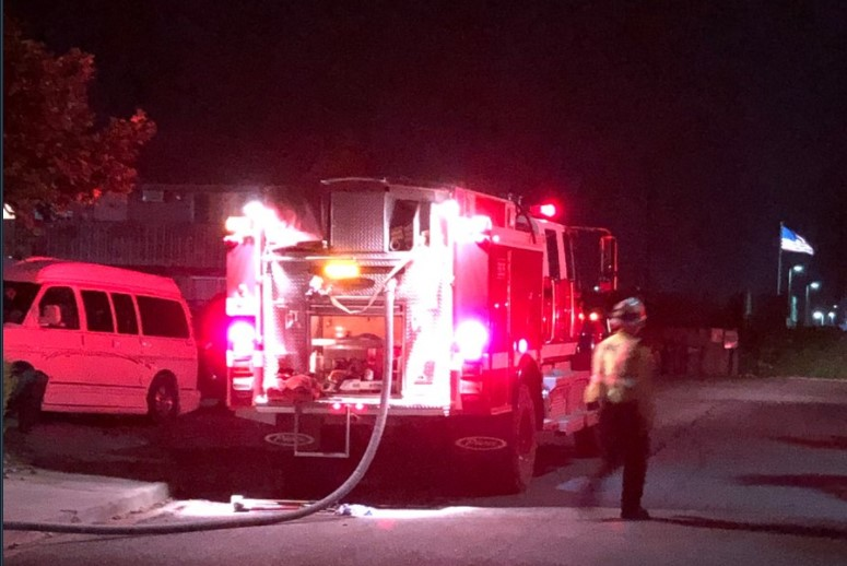 """Kennewick Fire Department is """"inundated"""" with fireworks incidents"""