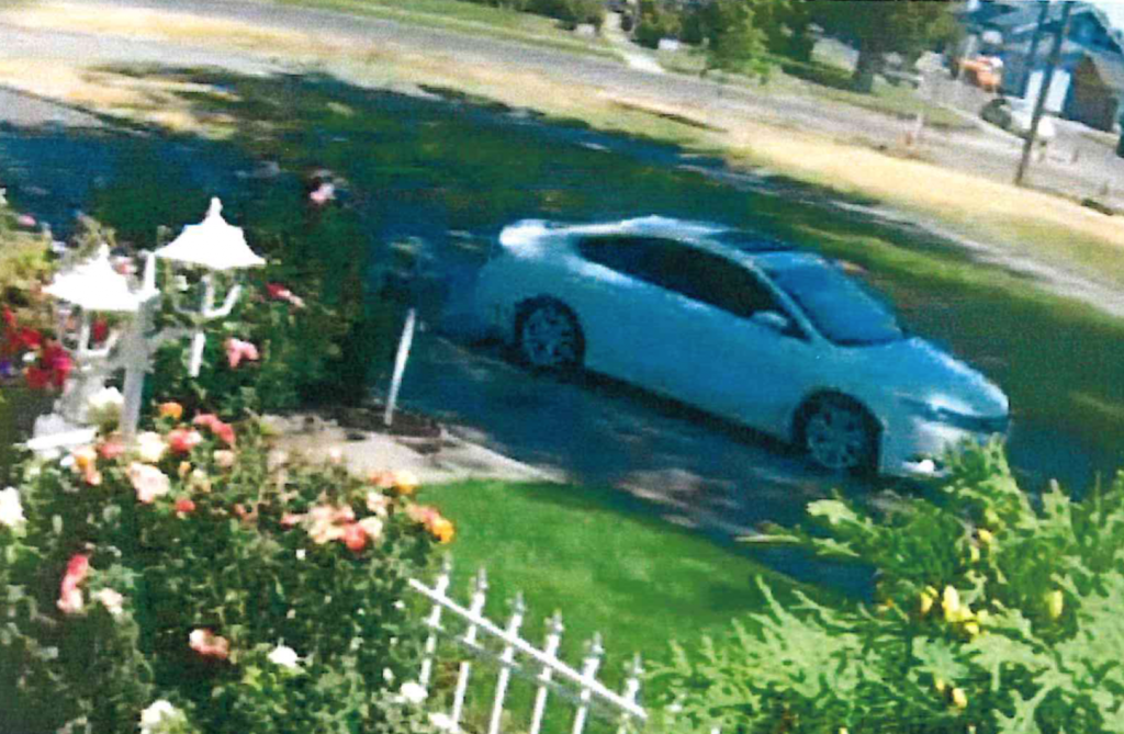 Chrysler 200 believed to have been involved in shootout in Toppenish