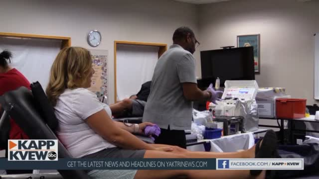 Blood In Short Supply, Local Donors Needed