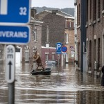 The Latest: Europe's Floods Kill 120; Climate Links Noted