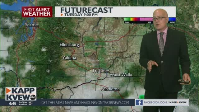 Red Flag Warning Tonight Into Wednesday Evening, With Possible T Storms Overnight Jason