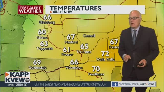 More Heat And Sun For Your Wednesday, With An Excessive Heat Watch On The Way Tomorrow Jason