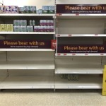 Ping Pong: Spat Over Tracing App As Shelves Empty In England