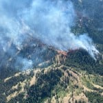 Green Ridge Fire 10% contained across 330+ acres of Umatilla National Forest