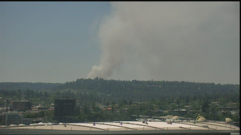 Level 1, 2 Evacuations Ordered For People Living Near Andrus Fire In Cheney