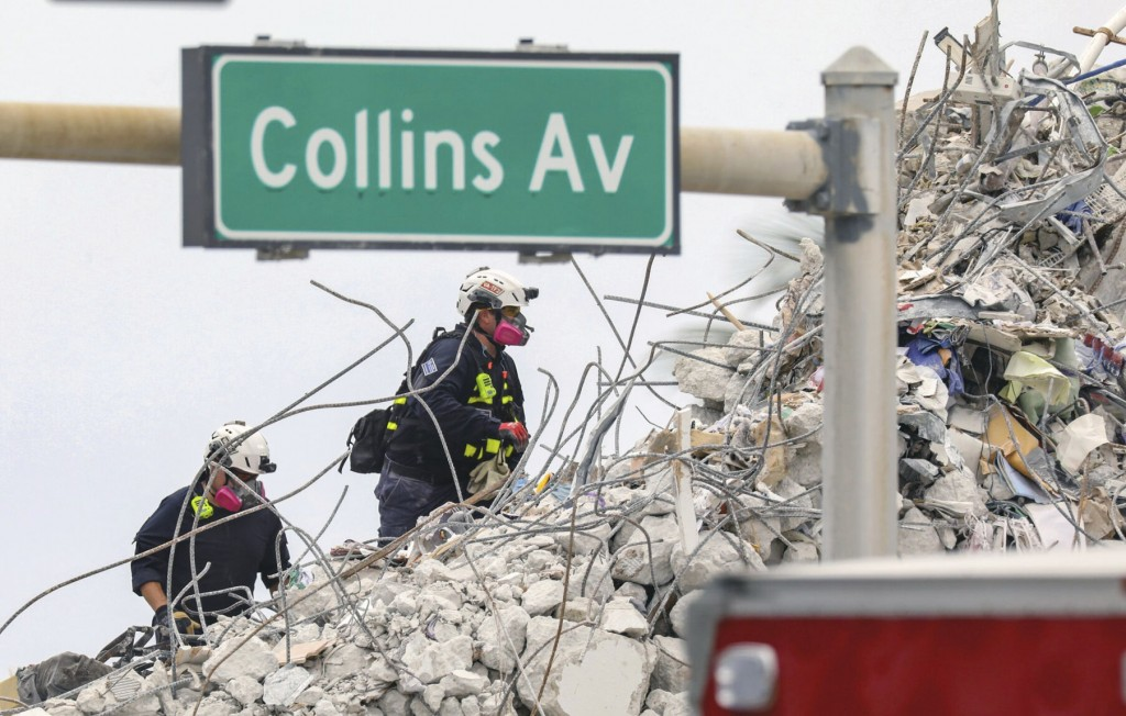 Engineer: Avenue Next To Collapsed Florida Condo Could Fail