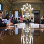Masks Return To White House As Covid 19 Surges In States