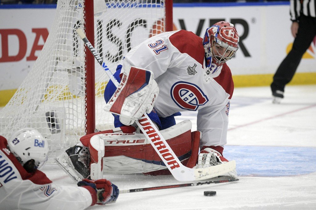 Canadiens' Price Left Unprotected For Kraken Expansion Draft