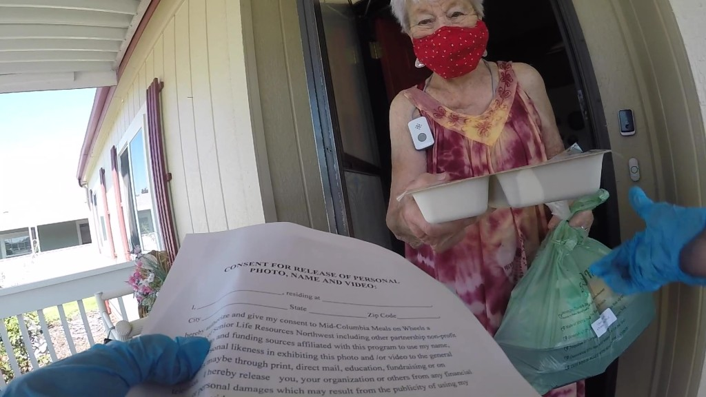 Tri-Cities Volunteers needed at Meals On Wheels Client
