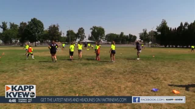 Kennewick Sports Camp Sees Record Enrollment