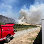East Wenatchee: Batterman Fire scorches 2,500 acres, state crews take over containment