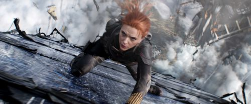 'black Widow' Is A Big Hit In Theaters And On Disney+