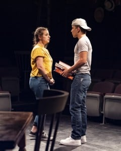 Yakima Warehouse Theatre Company Thumbnail Brittany Berger And Zion Moreno In Our Town Pc Jeff Buege