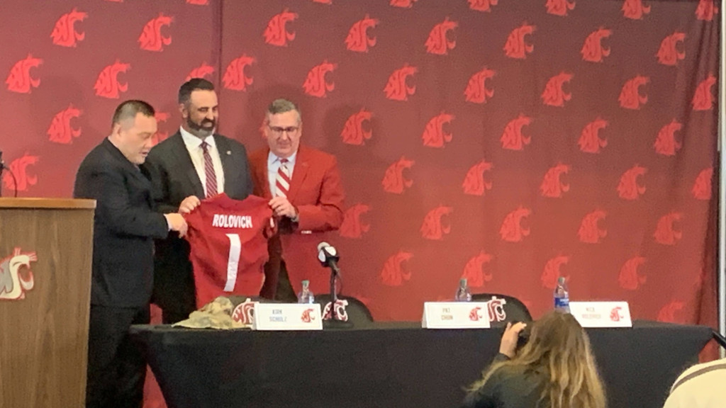 Wsu Coach Nick Rolovich: 'i Have Elected Not To Receive The Covid 19 Vaccine'