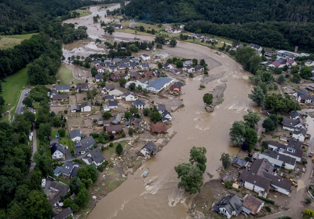 German Government Denounces Disinformation In Flood Areas
